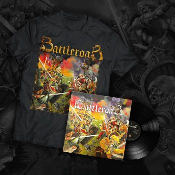 Battleroar + T-Shirt Bundle