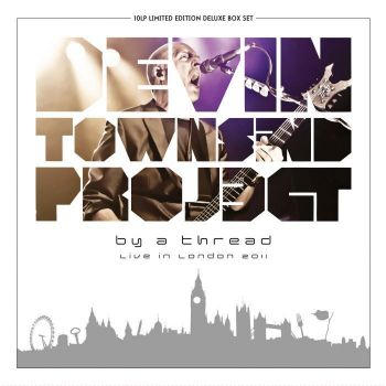 By A Thread (Live In London 2011) (Coloured, White)