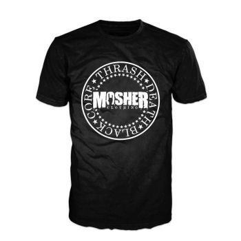 Mosher Circular Logo by Mosher Clothing