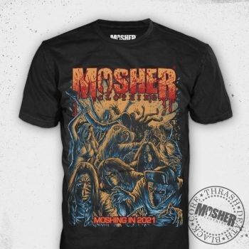 Moshing in 2021 by Mosher Clothing