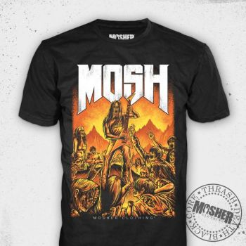 Moshpit Doom by Mosher Clothing