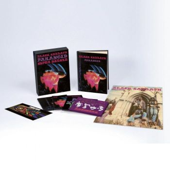 Paranoid (50th Anniversary Super Deluxe Edition)