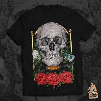 Skulls & Roses by Too Many Skulls