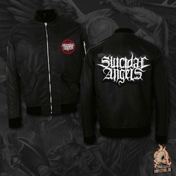 Suicidal Angels Jacket by Vinylstore