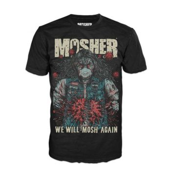 We Will Mosh Again by Mosher Clothing