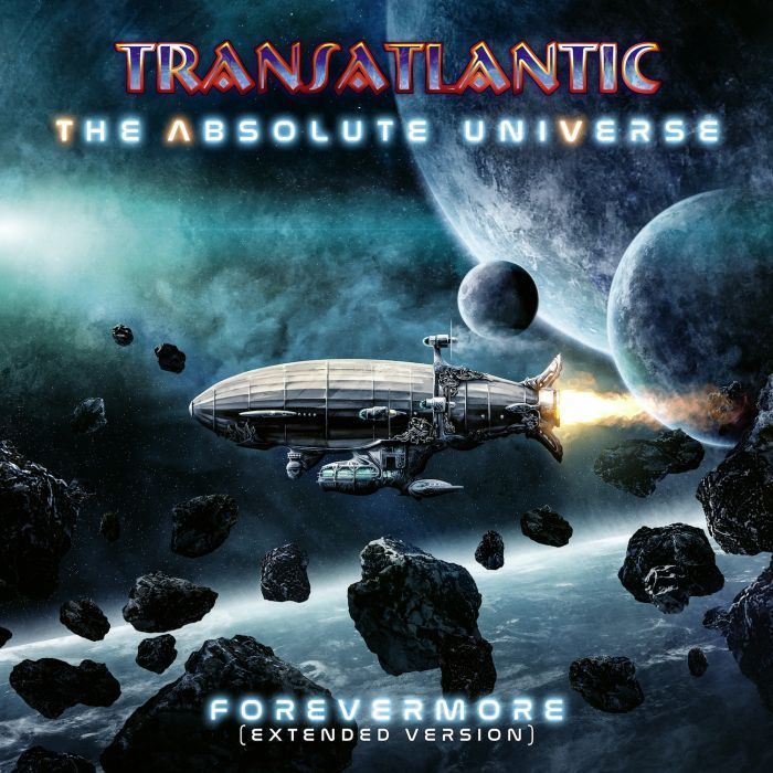 The Absolute Universe: Forevermore (Χρωματιστό, Ελαφρύ Μπλέ)